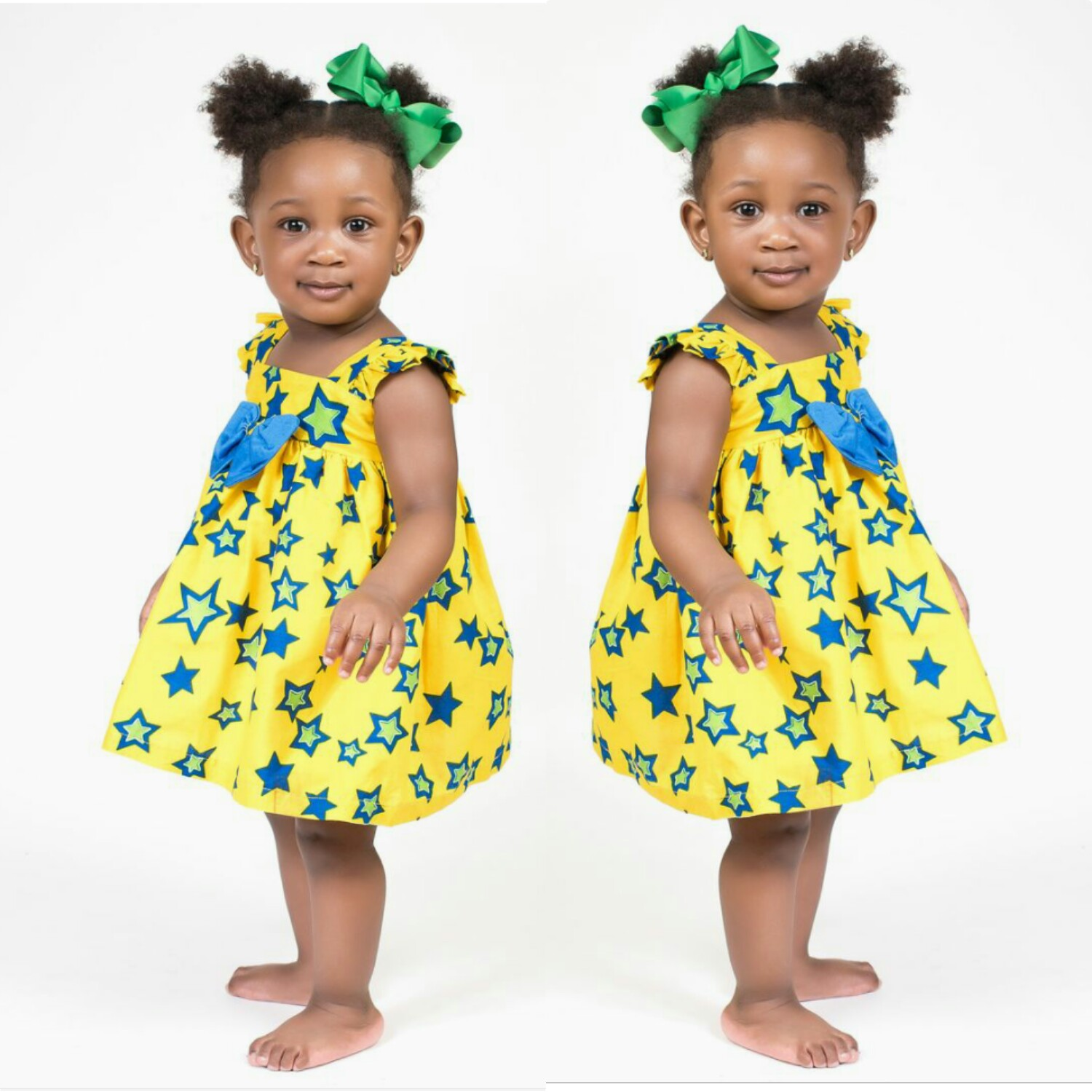 Ankara Kids Fashion Style Fashenista