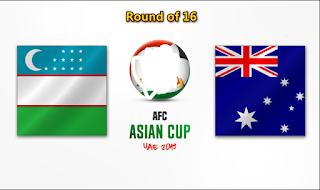 مشاهدة مباراة استراليا واوزباكستان بث مباشر بتاريخ 21-01-2019 كأس آسيا 2019