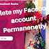 Delete Your Faceɓook account Permanently | Delete My Fb Now Immediately