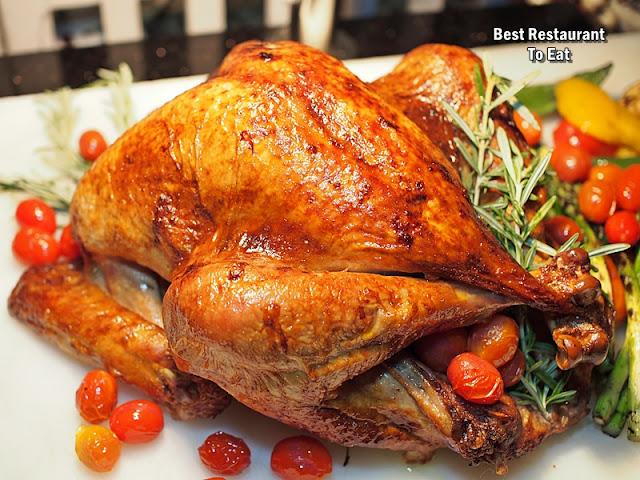 SHOOK! KL - Christmas Buffet Dinner - Roast Turkey