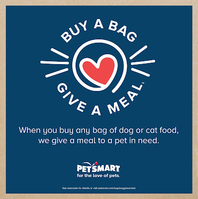 PetSmart™ Buy a Meal Give a Meal® logo