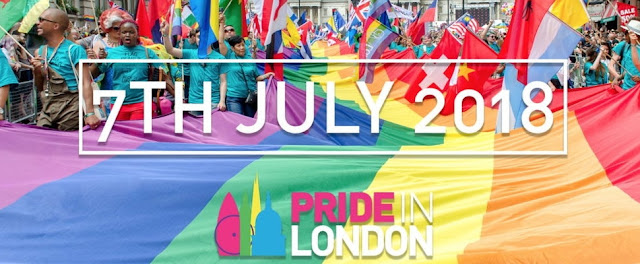 pride Donna Summer at London City Pride on Saturday