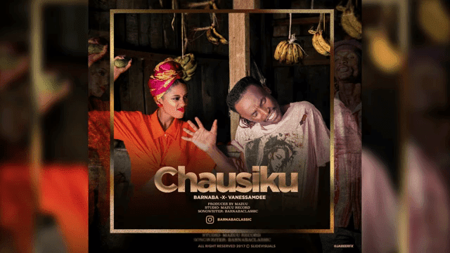 New Audio | Barnaba Ft Vanessa Mdee – Chausiku | Download Mp3