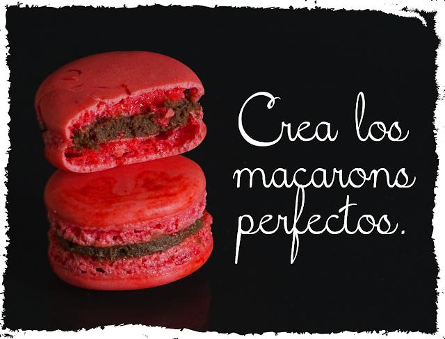 FonQui repostería macarons curso online