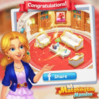 Matchington Mansion MOD APK 1.25 (Unlimited Coins+Lives) Terbaru For Android