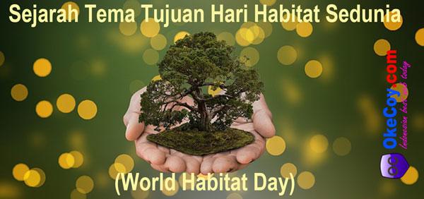 hari habitat sedunia internasional indonesia dunia nasional