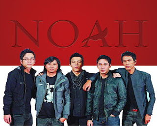 Foto Grup Band Noah 2020