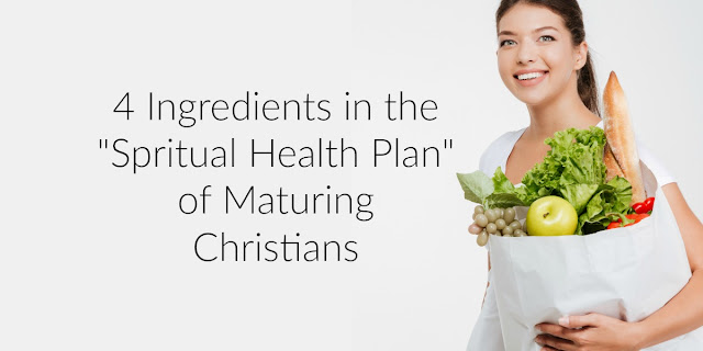 Vibrant, Healthy Christians Eat Right