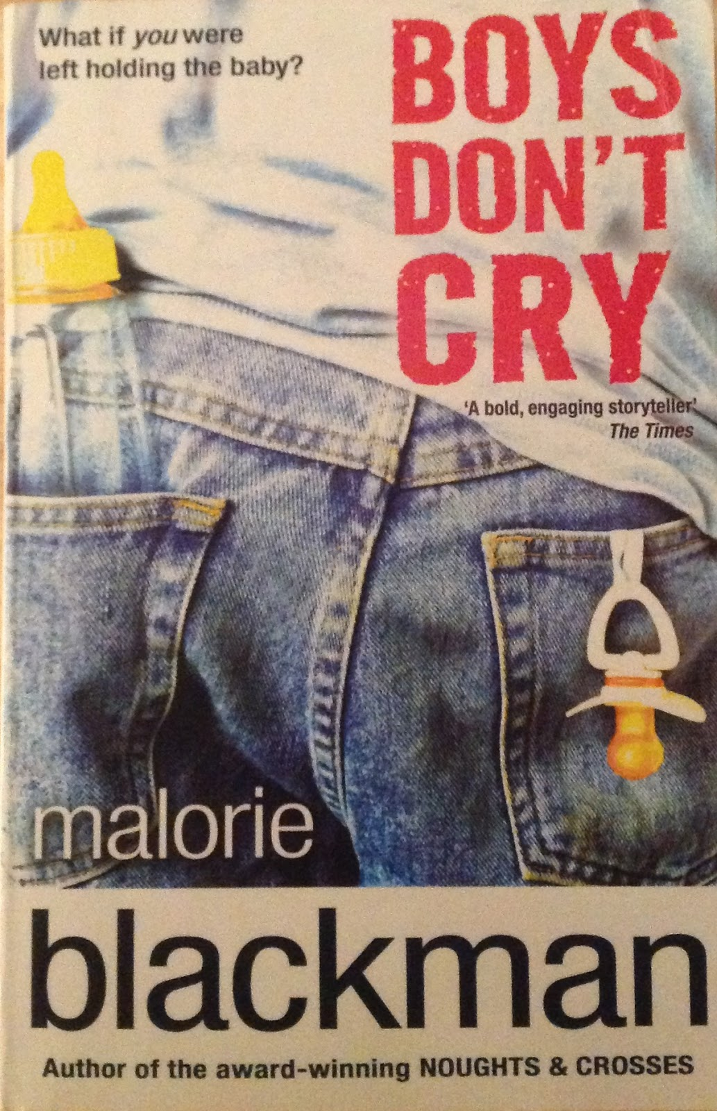 Boys Don't Cry by Malorie Blackman – review
