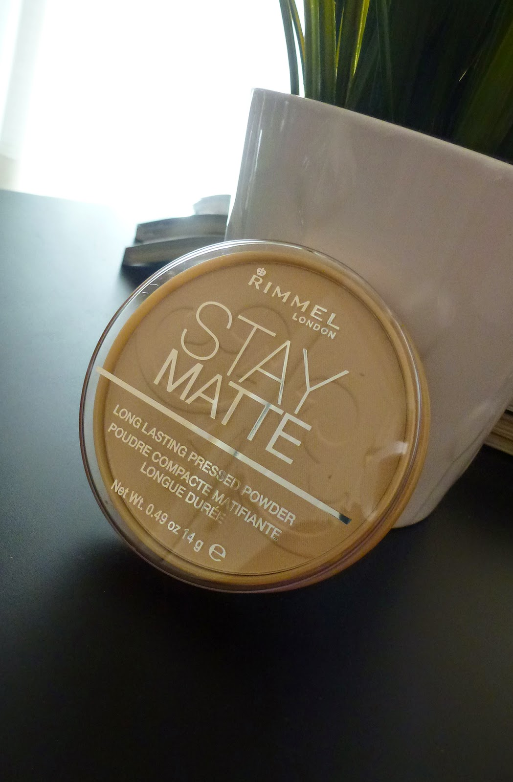 stay matte powder