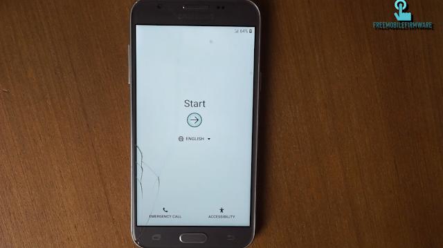 Install Stock Rom Samsung J3 J327U Oreo 8.1.0 fix Odin fail