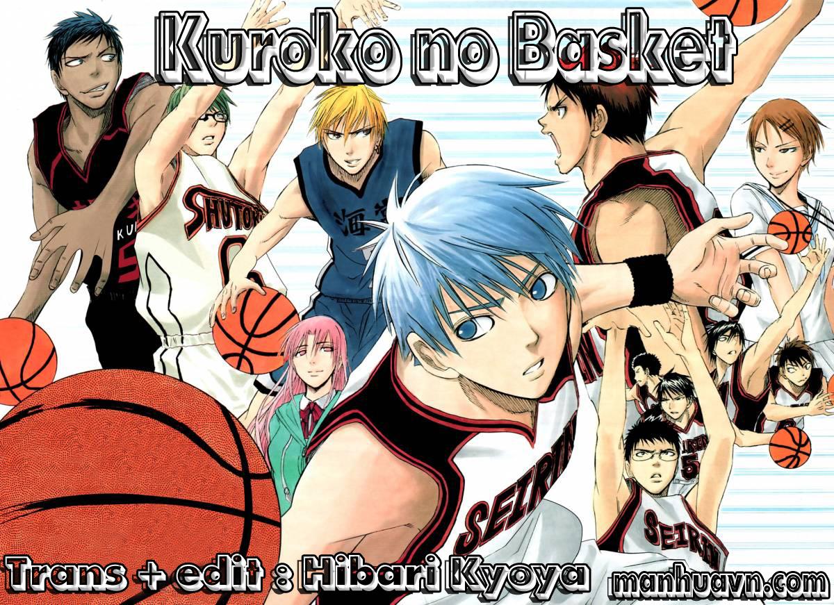 Kuroko No Basket chap 037 trang 22