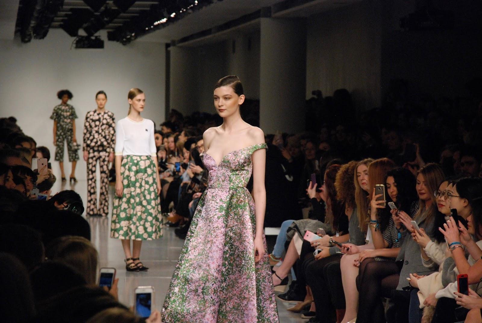 How Can Shoot London Fashion Festival Catwalk
