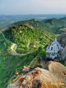 Devarayanadurga Fort, Karnataka