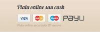 Plata online sau cash