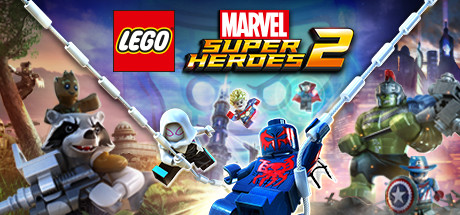 LEGO Marvel Super Heroes 2 PC Free Download