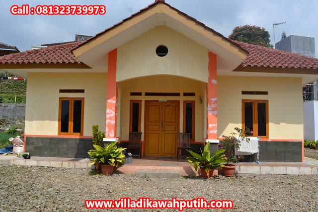 Villa di Kawah Putih ZAMRUD