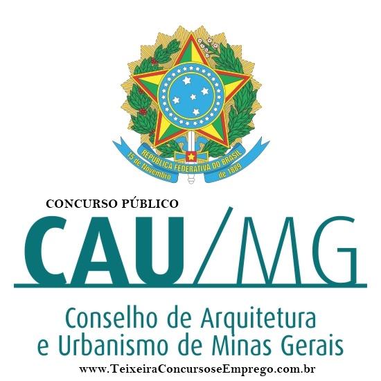 Edital 2019 - Concurso Público CAU/MG -