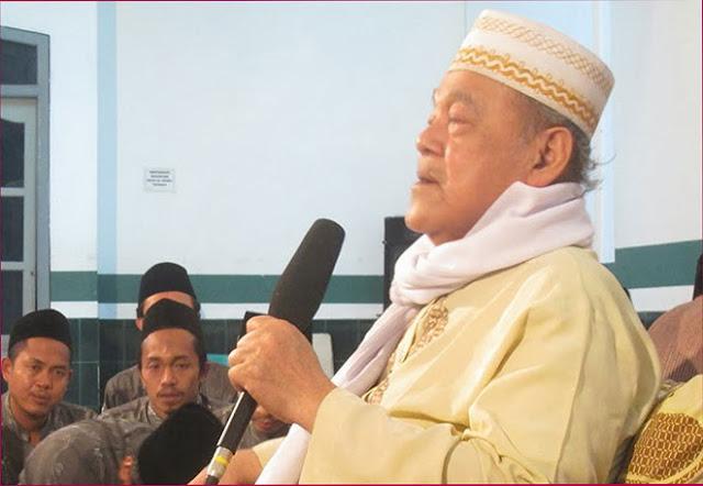KH Idris Marzuki: Santri Lirboyo Jangan Sampai Mengikuti Ormas selain NU