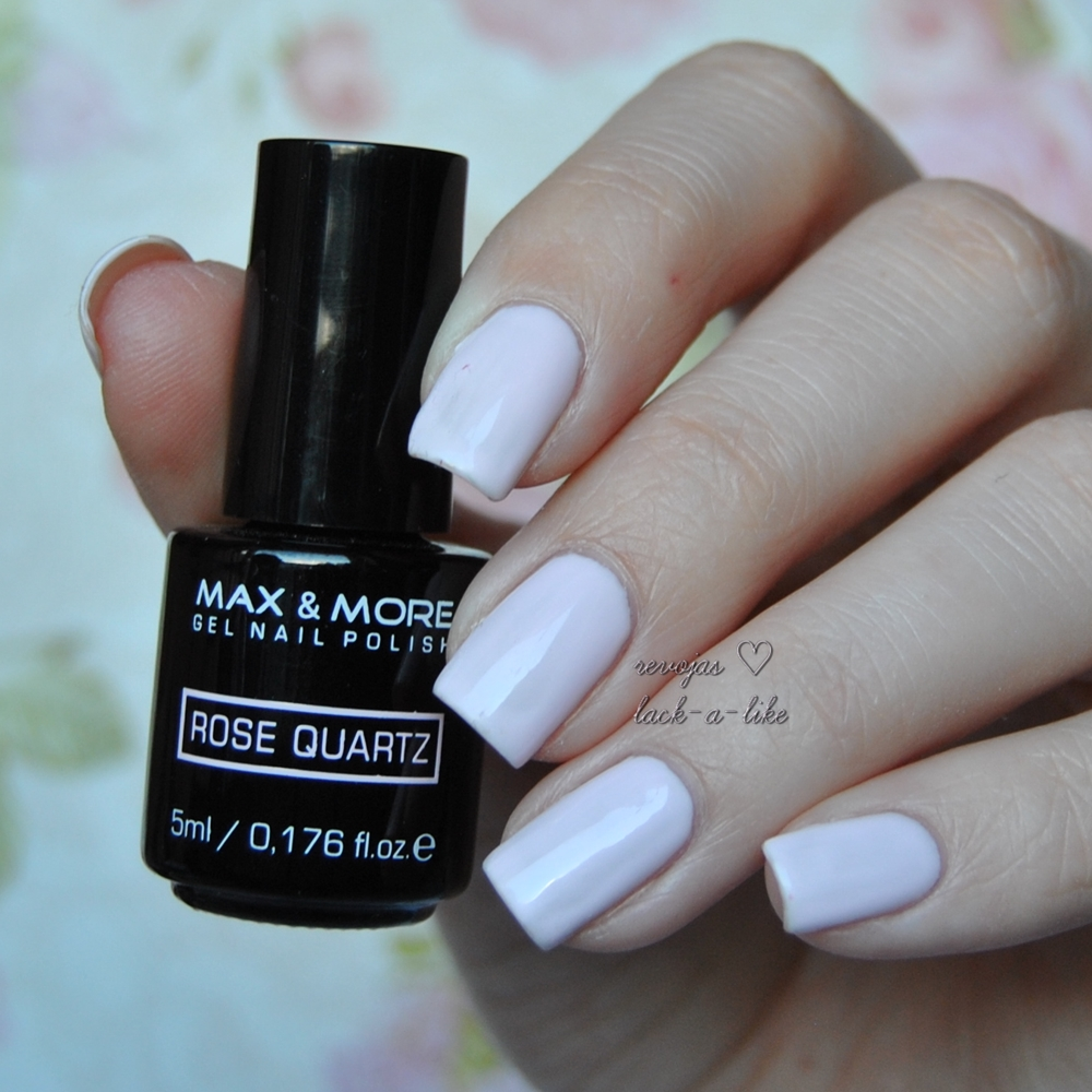 lack-a-like: Getestet: Max & More Gel Nail Polish