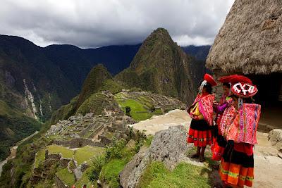 A vilcabambai indiánok