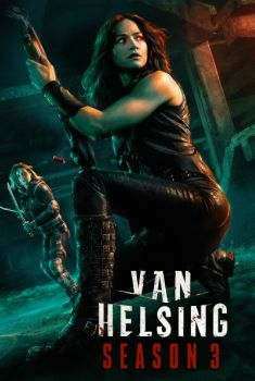 Van Helsing 3ª Temporada Torrent - WEB-DL 720p/1080p Dual Áudio