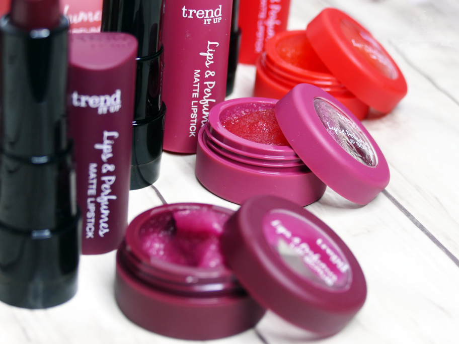 Trend it up Lips & Perfumes Limited Edition Lippenpeeling