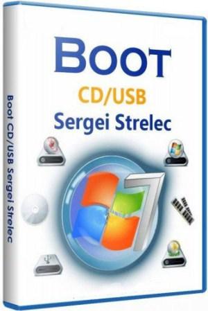 Boot CD/USB Sergei Strelec 2015 v8 4 Final (x86/x64) English