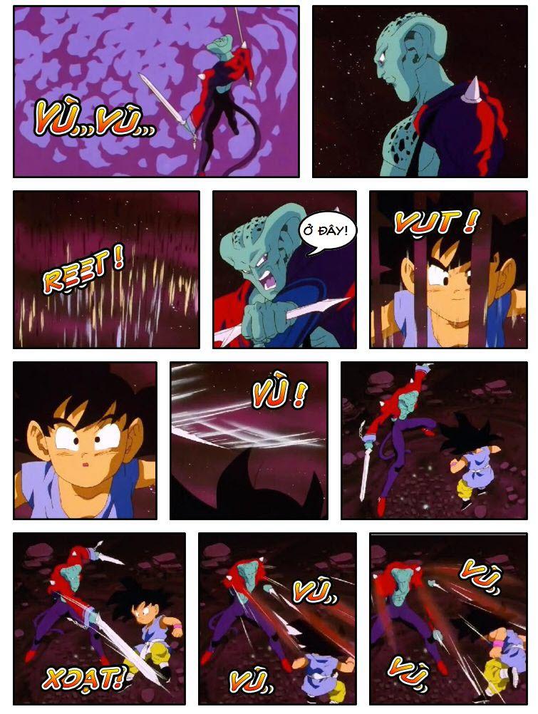Dragon Ball GT chap 12 - Trang 15
