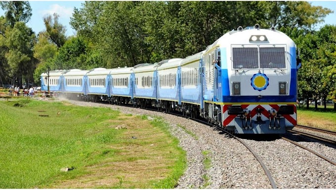 Tren de pasajeros, un medio que cada año se hace más necesario