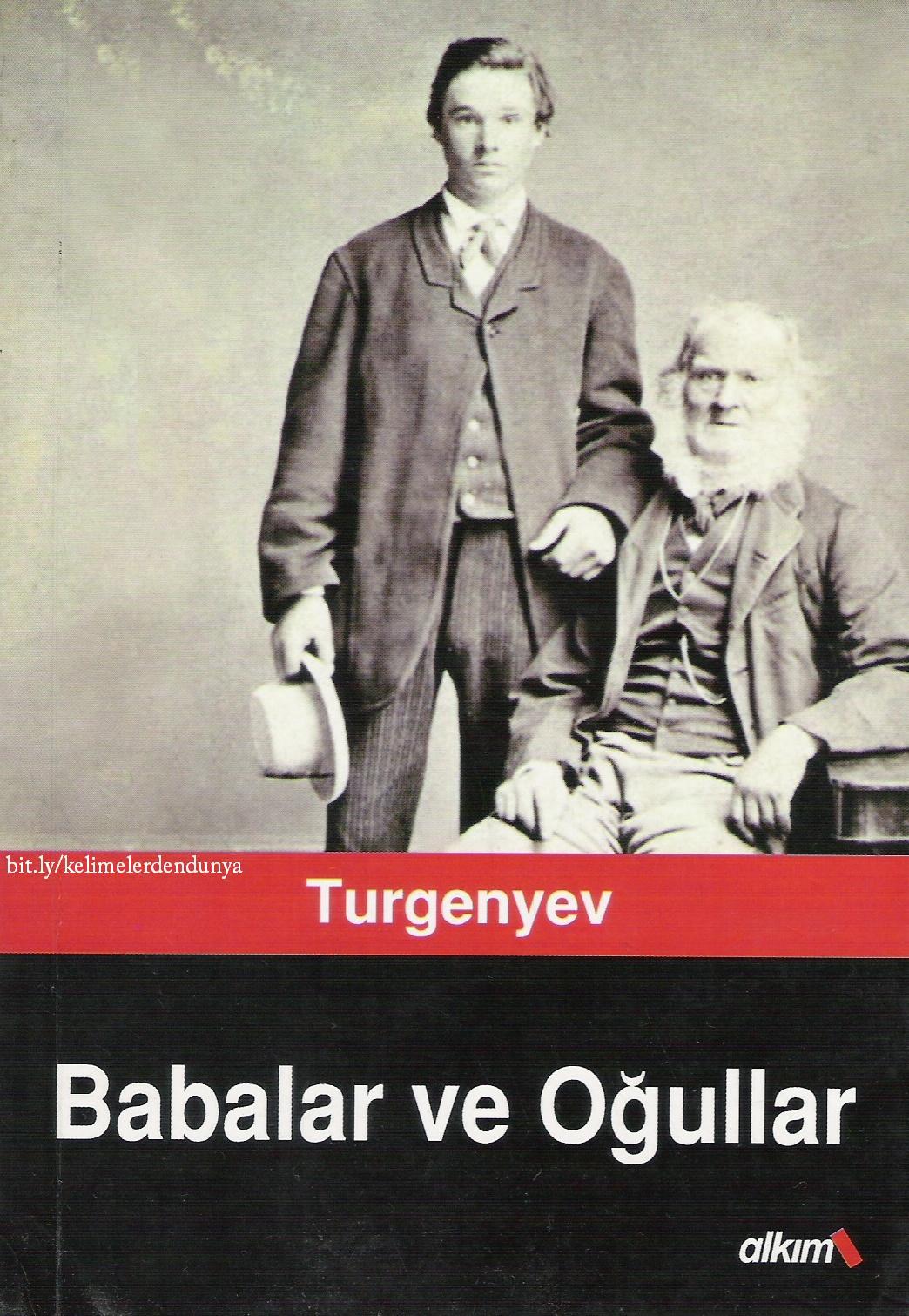 Özet Baba ve Oğullar (I. Turgenev)