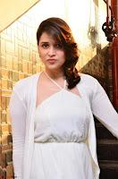Mannara Chopra in Beautiful Cute Sensual Whtie Designer Dress ~  Exclusive Pics 055.jpg