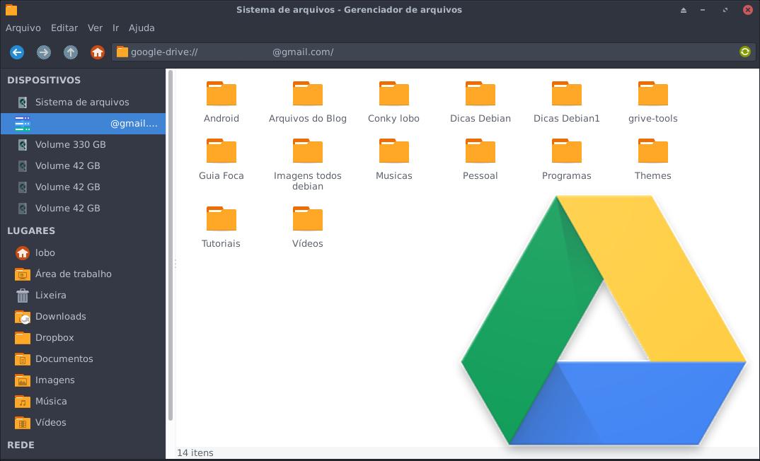 Linux dicas e suporte google drive no xfce debian e ubuntu google drive no xfce debian e ubuntu stopboris Images