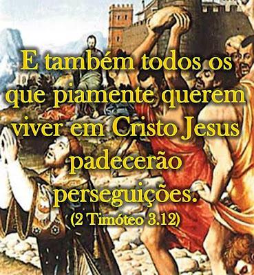 Resultado de imagem para 2 Timóteo 3:12