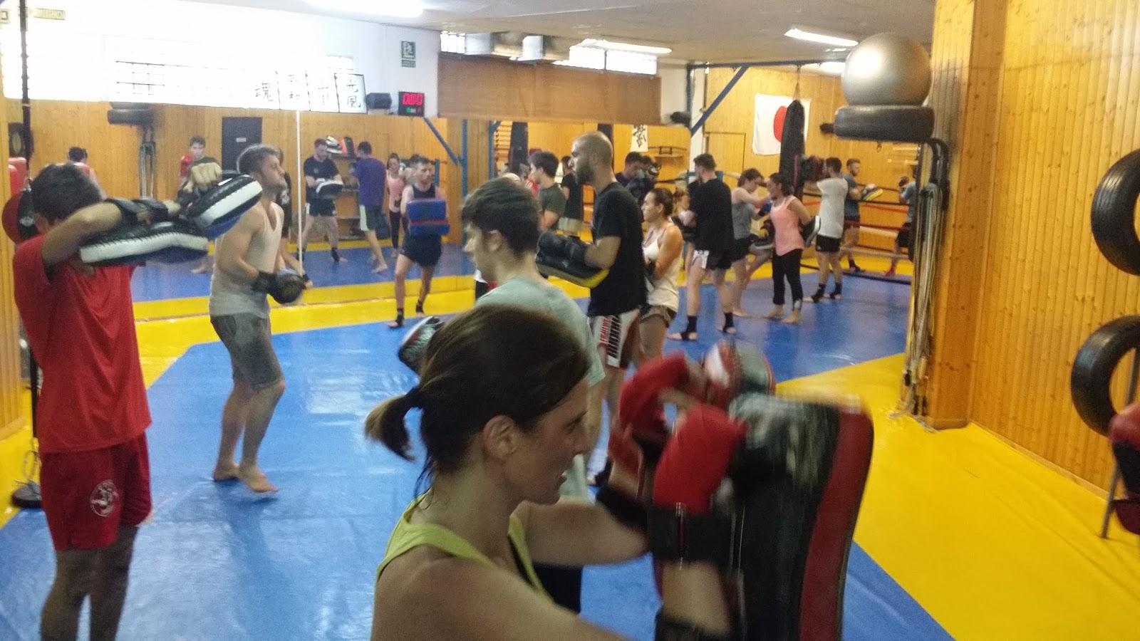 Budokan blog de artes marciales kick boxing para mayores - Artes marciales sevilla ...