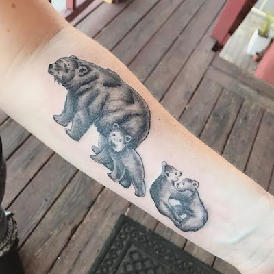 Grizzly Bear Tattoo Meaning