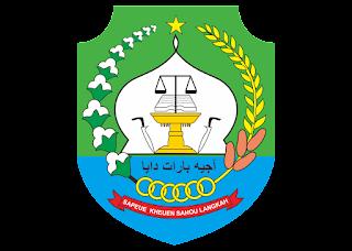 Logo Kabupaten aceh barat daya Vector