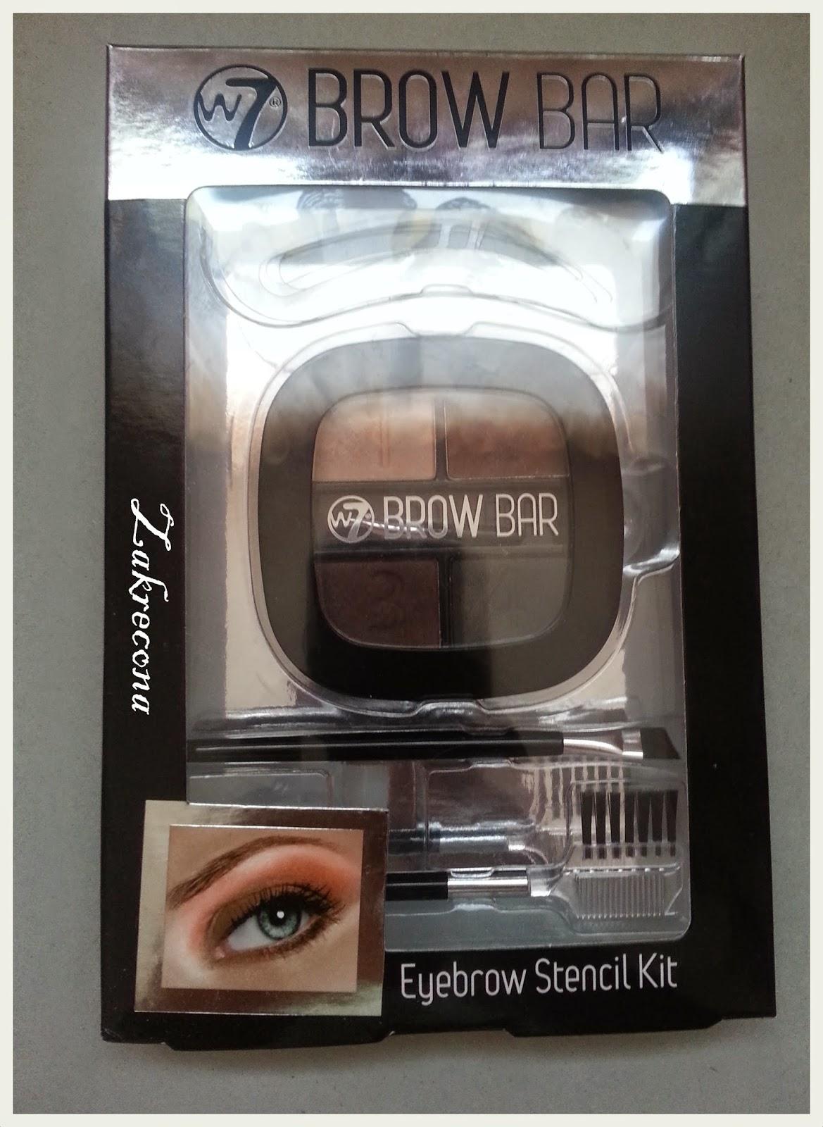 Uniwersalna paletka: do brwi i makijażu oka od W7