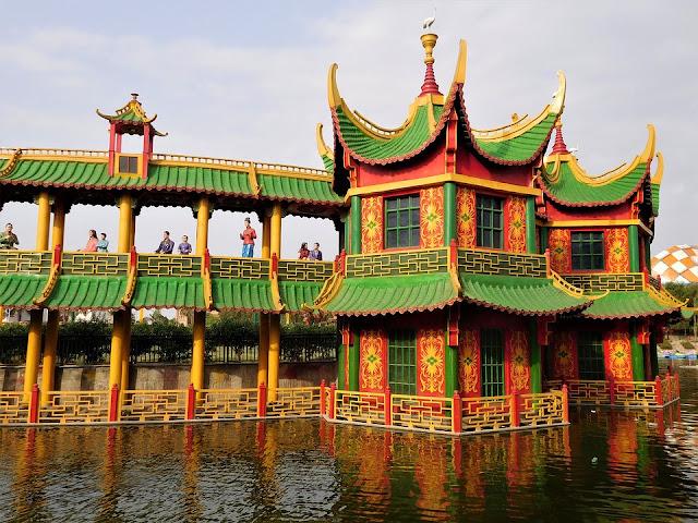 Resultado de imagem para arquitetura china