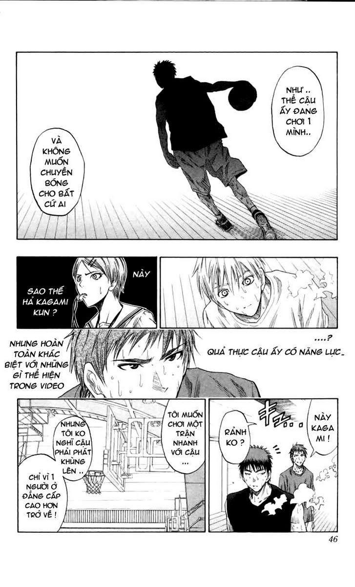 Kuroko No Basket chap 054 trang 20