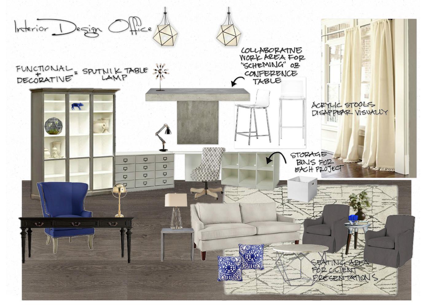 ob interior design office