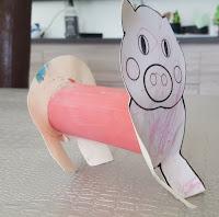 cochon-carton