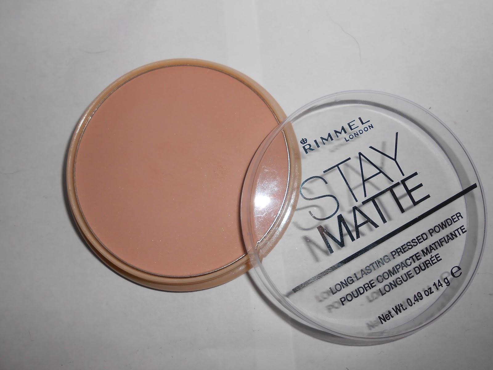 Rimmel Stay Matte Powder Review Nik The Makeup Junkie London Pressed