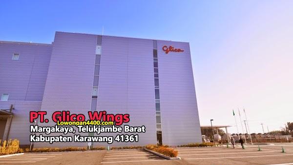 Lowongan Kerja PT. Glico Wings Karawang