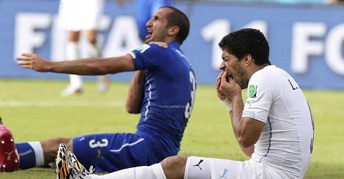 Suarez phải trả giá cực đắt cho hành vi cắn người của mình