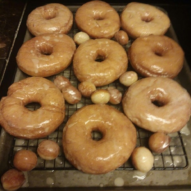 Best Homemade Glazed Donuts