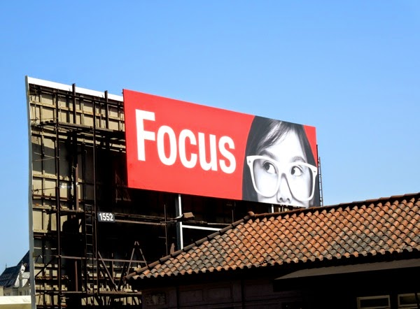 Focus billboard