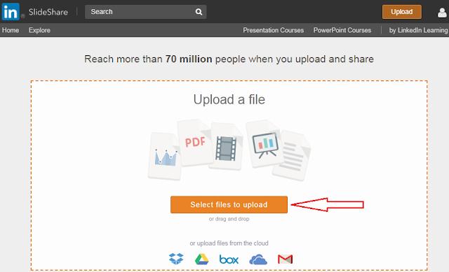Cara Memasang Presentasi PowerPoint Di Postingan Blog Cara Memasang Presentasi PowerPoint Di Postingan Blog