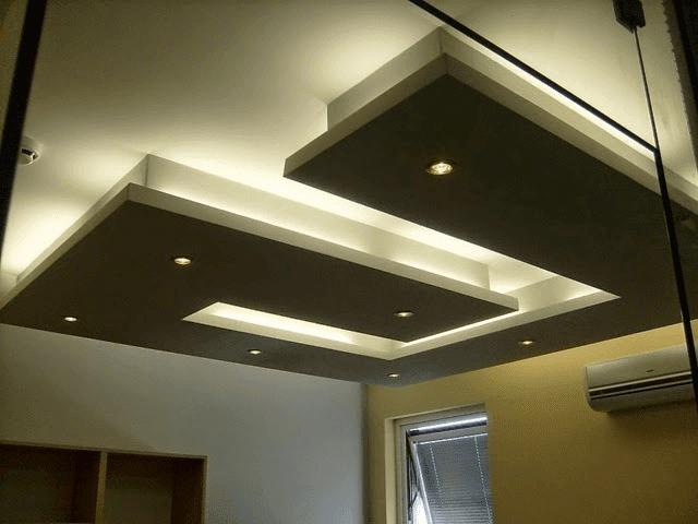 plafon minimalis