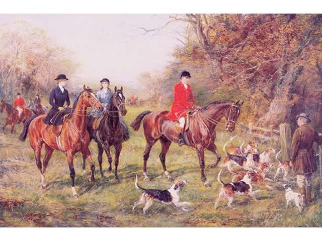Bài học từ câu chuyện: Thợ săn quản lý bầy chó